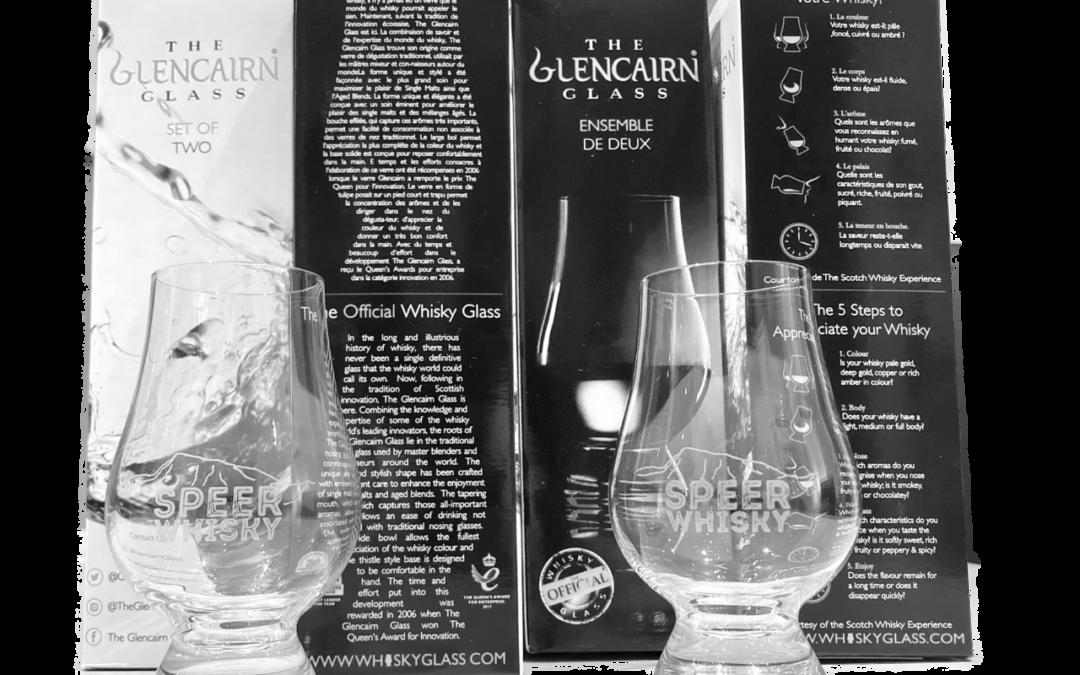 Speer-Whisky Gläser zum Verkauf